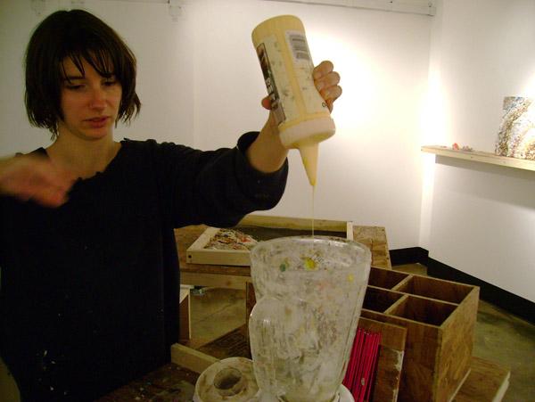 Liz Glynn Center for Integrated Media Spring 2008 Project Catalog